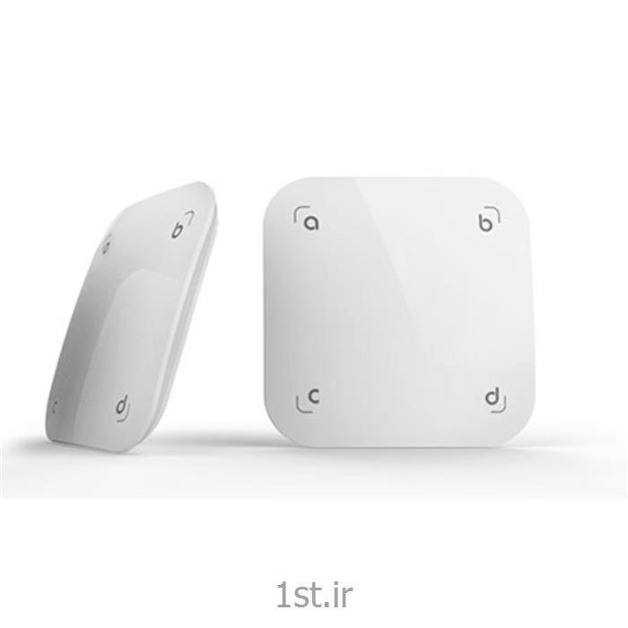 کلید لمسی هوشمند 4 کاناله سناریو پذیر با تکنولوژی فیدبک feedback